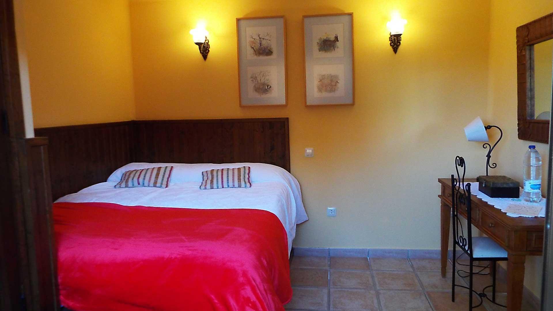 Estancia familiar de 2 dormitorios hotel rural el camino for Habitacion familiar merida