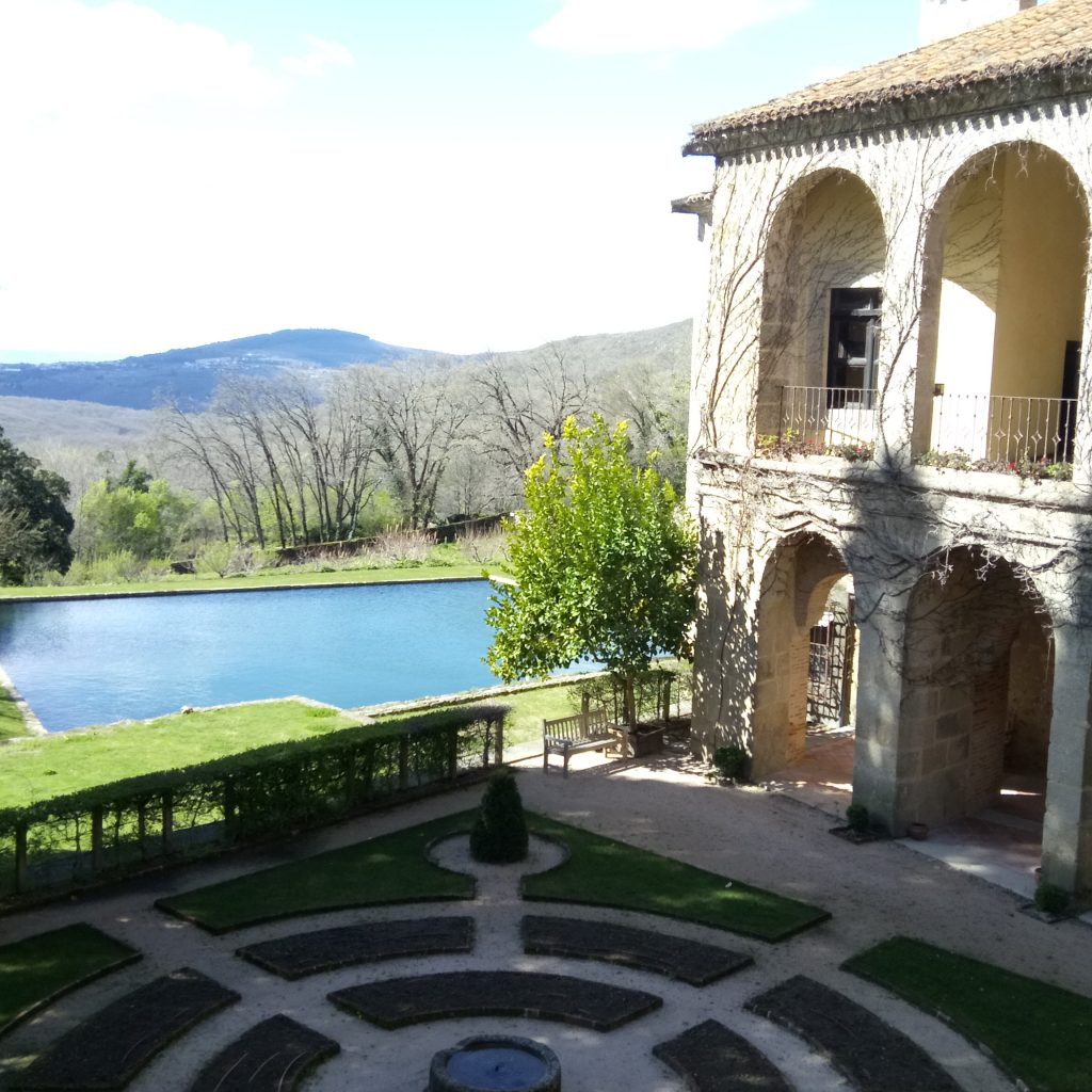 Monasterio del Yuste