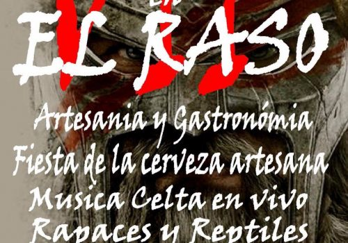 Festival Celta en EL Raso: 23, 24 y 25 Junio - Hotel Rural El Camino