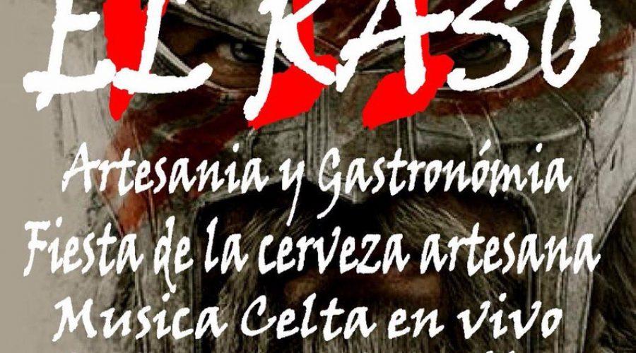 Festival Celta en EL Raso: 23, 24 y 25 Junio