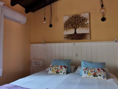 Dormitorio doble 2 camas