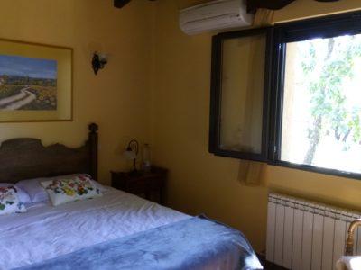 Dormitorio doble cama grande