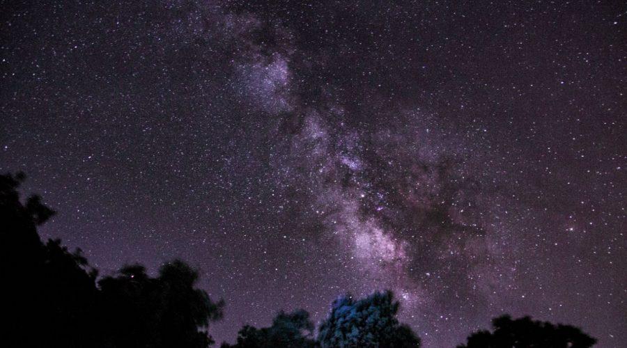 Mirador estelar del Hotel rural El Camino