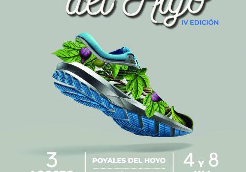 Carrera del higo 2019 en Poyales del Hoyo. 3 de agosto de 2019 - Hotel Rural El Camino