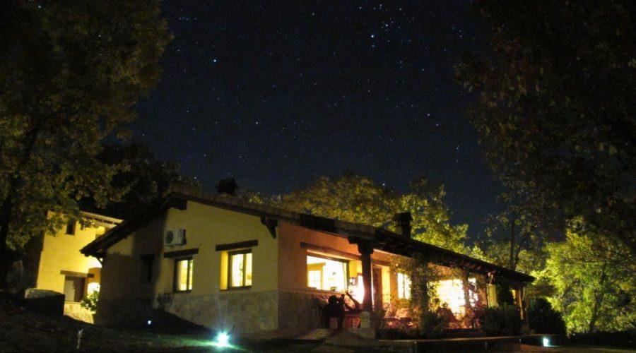 Observación de las estrellas en Hotel Rural El Camino