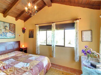 Dormitorio doble cama de matrimonio