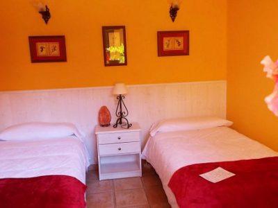 Habitación familiar 2 camas