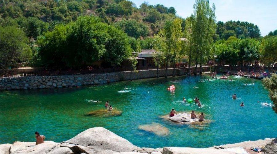 Candeleda hotel rural el camino for Escapada rural piscinas naturales